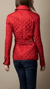 Burberry Quilted Jacket | fashion.obsessed. | Pinterest | Burberry ... & 女裝 | Burberry Adamdwight.com