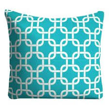Turquoise Outdoor Pillows Outdoor Throw Pillows Patio Pillows