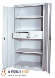 Office Metal Cabinets Modern Home Office With Light Grey Plastic Storage Cabinet