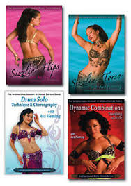 The Ultimate Ava Fleming How to Belly Dance DVD Set | eBay