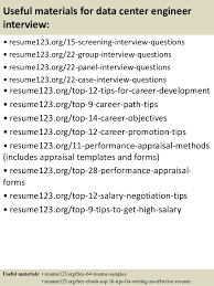 data center engineer resumes top 8 data center engineer resume samples