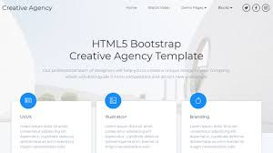 Bootstrap Website 95 Free Bootstrap Themes Expected To Get In The Top In 2019