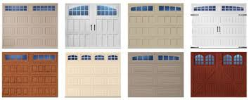choosing the right material style for your garage door