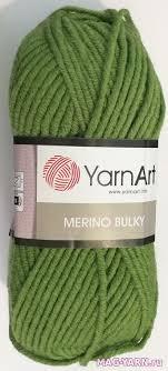 <b>пряжа Мерино</b> балки (<b>Merino Bulky</b>) <b>Ярнарт</b>