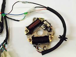 pw50 wiring harness pw50 image wiring diagram wiring loom harness cdi magneto start switch brake lever coil on pw50 wiring harness