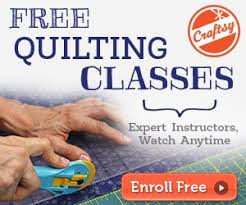 Free Quilting Classes and a Winner! - The Sassy Quilter & thread art online quilting class at craftsy.com Adamdwight.com