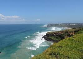 View from Pat Morton Lookout - Picture of Pat Morton Lookout, Lennox Head -  Tripadvisor