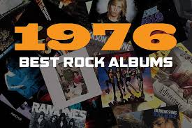 Chart Hits 1976 1976s Best Rock Albums