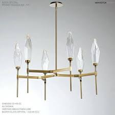 rock crystal chandelier lovely best your lighting and collections for uk rock crystal chandelier