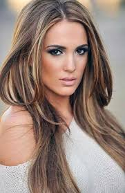 best brown hair with highlights ideas