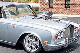 Customised Rolls Royce Silver Shadow Is A Real Drag Quentin