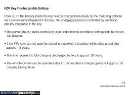 re initializing your key the correct way see the 3rd bullet as to the length of time it takes to recharge a discharged remote key