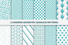 Patterns Awesome Modern Geometric Seamless Patterns Graphic Patterns Creative Market