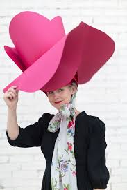 Paper Flower Hats Diy Room To Room Wallpaper Rose Hat Paper Roses Paper