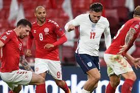Denmark v England Match Report, 8/9/20 ...