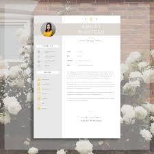 Modern Resume Design Creative Resume Template Resume Cover