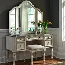 bedroom vanity sets with drawers liberty furniture magnolia manor set black table lights makeup desk large