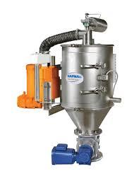 Powder Transfer System Design Vacuum Pneumatic Conveyors Conveying Systems Hapman