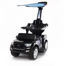 <b>Детский электромобиль</b> - <b>каталка</b> Dake Ford Ranger Black - DK ...