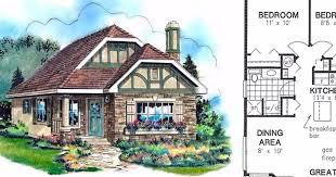 tudor house plans. Tudor House Plans L