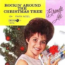 CannaPowerBrenda Lee Rockin Around The Christmas Tree Mp3