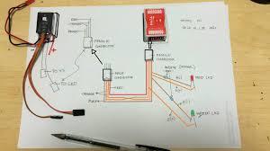 Схема подкРючения naza к rgb Ренте 4vo ru rc Воздух naza подкРючение led
