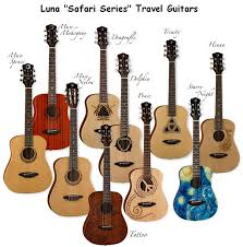 travel size guitar the unique guitar blog acoustic travel guitars part 1