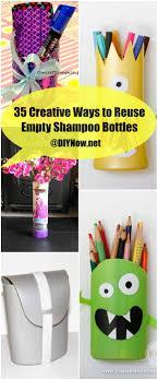 35 Creative Ways to Reuse Empty Shampoo Bottles \u2013 DIYNow.net