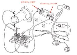 wiring diagram for atv winch Wiring Diagram For A Winch warn 2500 atv winch wiring diagram wiring diagrams database wiring diagram for winch