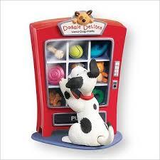 Dog Vending Machine Extraordinary Amazon Dog Vending Machine 48 Hallmark Keepsake Ornament