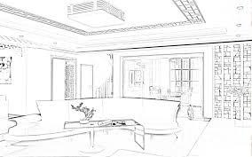 interior design sketches  google search  furniture  pinterest