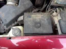 timthetech 1998 chevrolet s10 2 2 brake lights not working when i removed the cover something caught my eye even before i could check any fuses i noticed something was missing where i am pointing you will notice