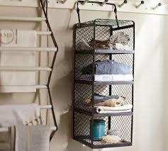 Kendall Hanging Multi-Shelf - Pottery Barn