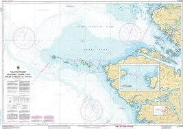 Free Nautical Charts Bc Coast Chs Nautical Chart Chs3605 Quatsino Sound To A Queen Charlotte Strait