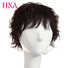 <b>UNA Human Hair Wigs</b> Deals Non Remy Human Hair 150% Density ...