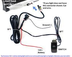 wrg 0704 off road light switch wiring diagram 40a fog work led light bar wiring harness relay fuse kit rocker rh com 12v led off road
