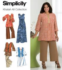 Simplicity Plus Size Patterns