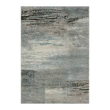 kalora breeze blue blend area rug
