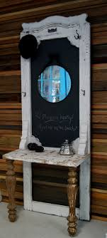 Old Door Decorating Old Door Diy Projects Diyhome Projects Front Entry Coat Stand