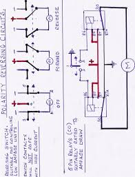 reversing polarity rocker switch wiring diagram 5 pin dolgular com how to wire a dpdt switch for reversing polarity at Lr39145 Toggle Switch Wiring Diagram