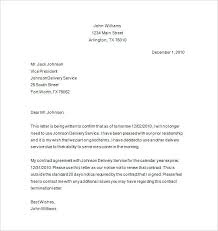 Termination Agreement Letter Template Gas And Electricity Example ...