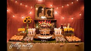 Decorating Ideas For Couples Bridal Shower
