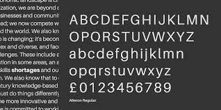 Aileron Light Font Free Download Aileron Free Font Family Fontsrepo