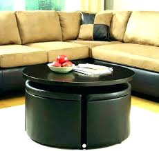 ottoman coffee tables regarding home plan large square storage ottoman with tray round coffee table ottomans