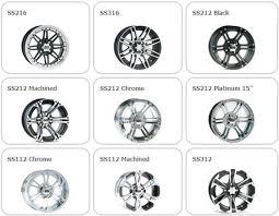 Utv Wheel Weight Chart 12 Utv Wheel Package With Sti Gorilla Tires