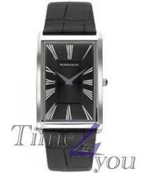 <b>Romanson TL0390MW</b>(<b>BK</b>) Купить мужские наручные <b>часы</b> с ...