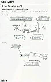 2006 honda ridgeline radio wiring diagram discussion all with no Subwoofer Amp Wiring Diagram at Radio Wiring Diagram 07 Escape Subwoofer