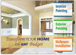 Exterior Painting Contractor Set Painting Custom Decorating
