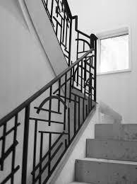 wrought iron railing. Modern Wrought Iron Stair Railing
