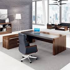 high office desk. Simple High High Gloss Ceo Office Furniture Luxury Table Executive Desk Leather  Top And High G
